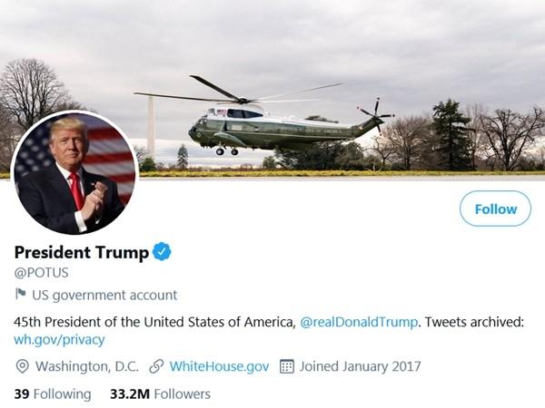 Tổng thống Trump có thể khiến tài khoản Twitter của Tổng thống Mỹ còn 0 người theo dõi? ảnh 3