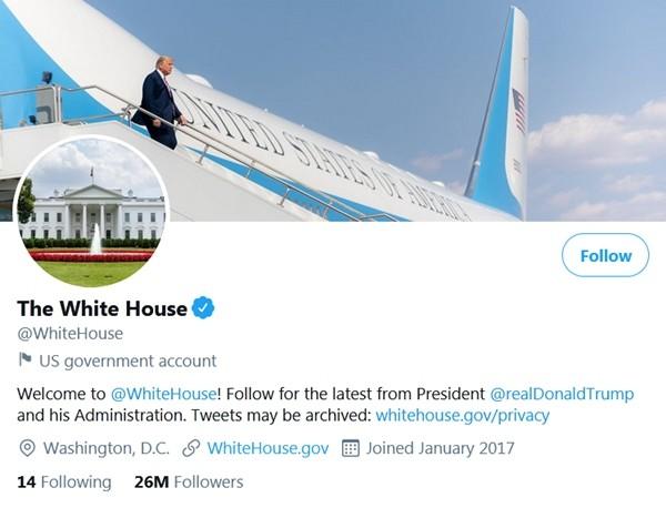 Tổng thống Trump có thể khiến tài khoản Twitter của Tổng thống Mỹ còn 0 người theo dõi? ảnh 1