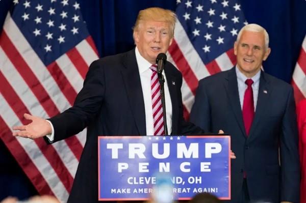 """Những người ủng hộ Tổng thống Trump làm """"điều khó tin"""": Nhắm vào Phó Tổng thống Mike Pence ảnh 1"""
