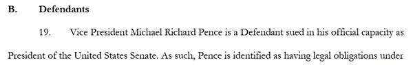 """Những người ủng hộ Tổng thống Trump làm """"điều khó tin"""": Nhắm vào Phó Tổng thống Mike Pence ảnh 3"""