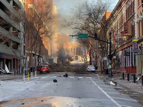 """Vụ nổ rung chuyển Nashville là """"có chủ đích"""", nhưng có một điều lạ lùng cần được giải mã ảnh 1"""