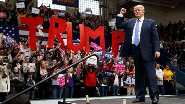 """Tổng thống Trump """"hẹn gặp ở Washington"""", nhưng những người ủng hộ ông gặp trở ngại bất ngờ ảnh 3"""