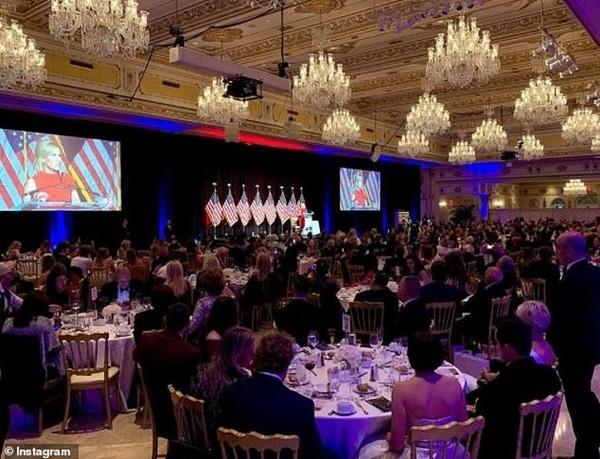 Tổng thống Trump tổ chức tiệc Năm Mới ở nhà, vé cho khách tham dự có giá bao nhiêu tiền? ảnh 3