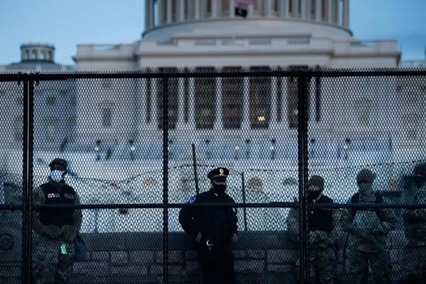 """Sau hỗn loạn ở Đồi Capitol, Lễ nhậm chức của ông Joe Biden sẽ được bảo vệ """"khủng"""" cỡ nào? ảnh 4"""