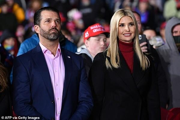Lý do khiến con gái Tổng thống Trump làm trái ý bố, muốn dự Lễ Nhậm Chức của ông Joe Biden ảnh 3