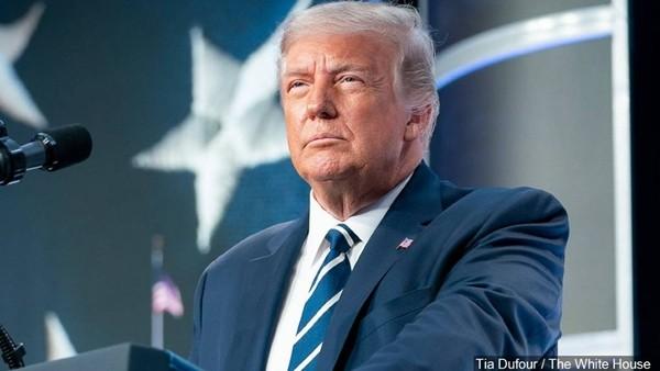 Bị luận tội hai lần, có phải Tổng thống Trump không được tái tranh cử và bị cắt lương hưu? ảnh 3