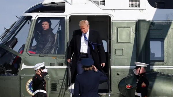 Những lý do khiến Tổng thống Trump muốn rời Washington DC trước Lễ Nhậm Chức của ông Joe Biden ảnh 1
