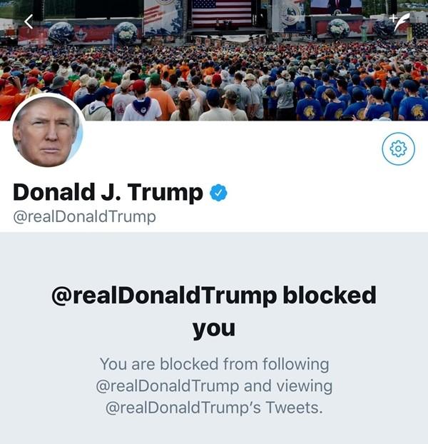 Tài khoản Twitter của Tổng thống Mỹ chỉ theo dõi 13 người mà có 1 ngôi sao, đó là ai vậy? ảnh 4