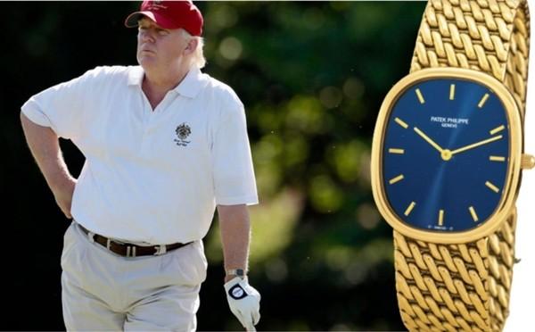 Những chiếc đồng hồ ưa thích thể hiện điều gì về Tổng thống Biden và cựu Tổng thống Trump? ảnh 6