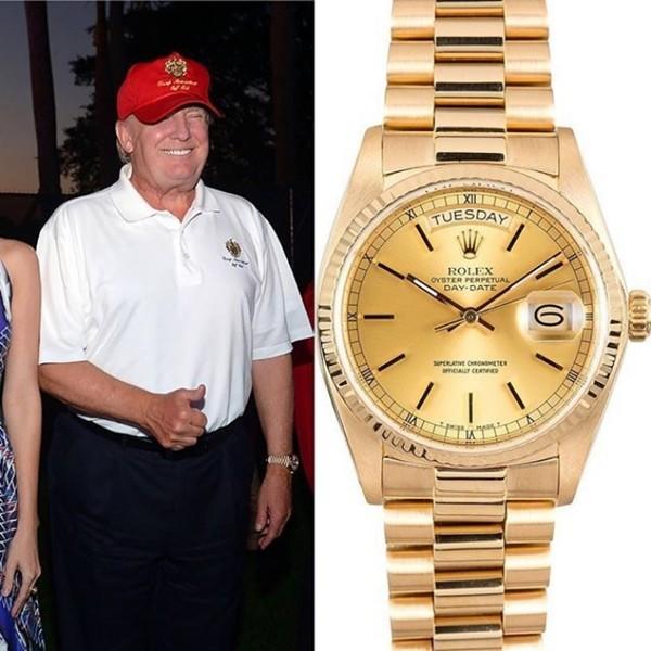Những chiếc đồng hồ ưa thích thể hiện điều gì về Tổng thống Biden và cựu Tổng thống Trump? ảnh 5
