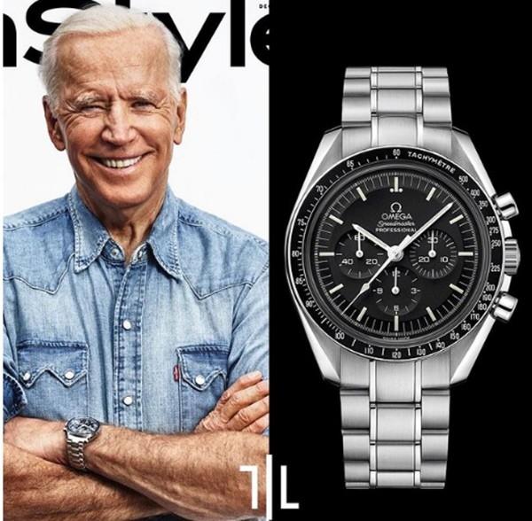 Những chiếc đồng hồ ưa thích thể hiện điều gì về Tổng thống Biden và cựu Tổng thống Trump? ảnh 3