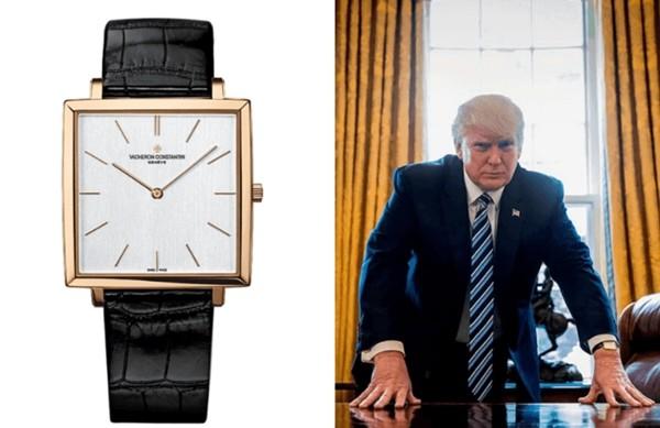 Những chiếc đồng hồ ưa thích thể hiện điều gì về Tổng thống Biden và cựu Tổng thống Trump? ảnh 4