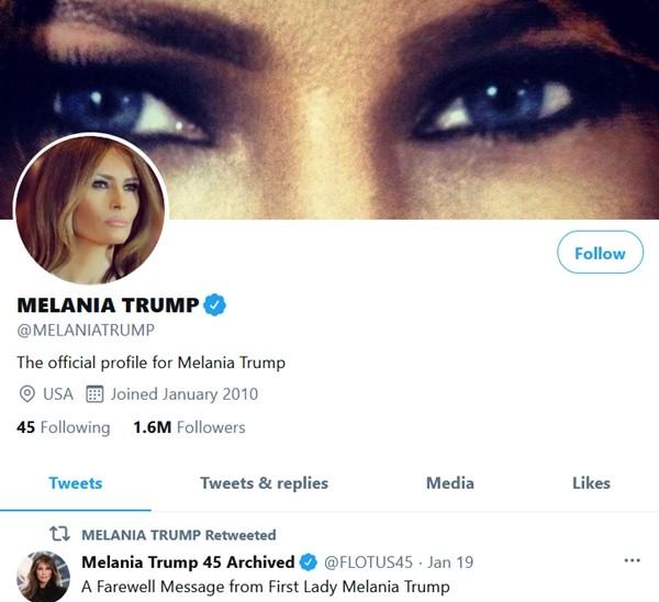 Cựu Tổng thống Trump vừa mở văn phòng ở quê nhà, còn dự định của Phu nhân Melania thì sao? ảnh 2