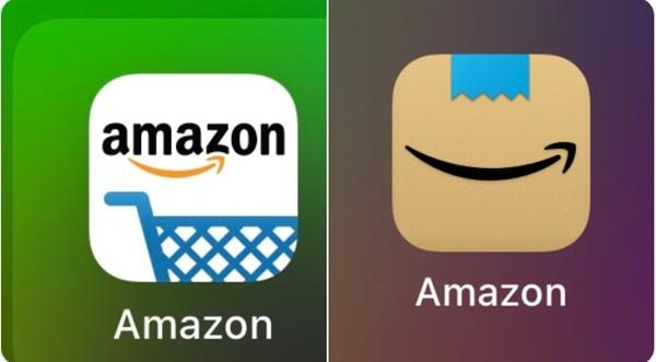 """Biểu tượng mới cho ứng dụng Amazon trông thế nào mà cư dân mạng đề nghị """"sửa lại ngay""""? ảnh 3"""