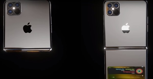 Bất ngờ với thông tin Apple có thể đang hoàn tất thiết kế iPhone gập: Trở lại với quá khứ? ảnh 2