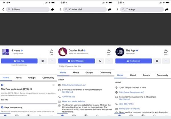 """Facebook thể hiện quyền lực khi chặn chia sẻ tin tức ở Úc: """"Hôm nay là nước Úc, ngày mai sẽ là gì nữa?"""" ảnh 2"""