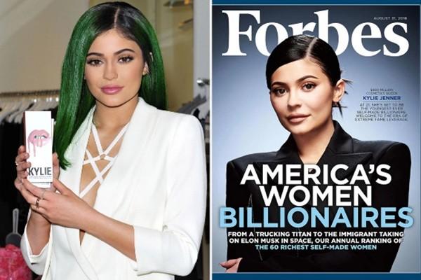 Tạm biệt Kylie Jenner, đây mới là nữ tỷ phú tự thân trẻ nhất thế giới với tài sản gấp rưỡi cô nàng ảnh 2