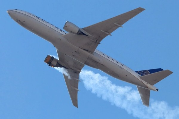 Vụ máy bay Boeing 777 của United Airlines hỏng động cơ khi đang bay: Những gì bạn cần biết! ảnh 1