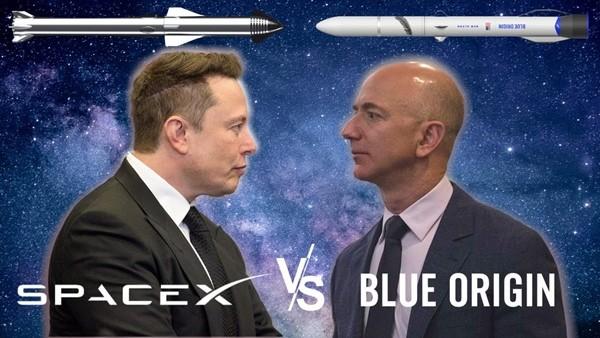 """Hai người giàu nhất thế giới đối đầu: Elon Musk phản pháo khi bị phía Jeff Bezos bảo """"thích nổi tiếng"""" ảnh 4"""