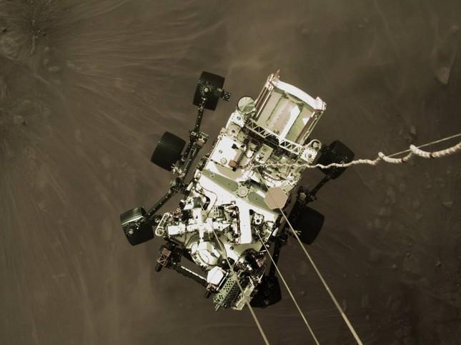Giọng của bạn nghe trên sao Hỏa có hay không? Bạn có thể thử thu âm và nghe ngay bây giờ ảnh 1