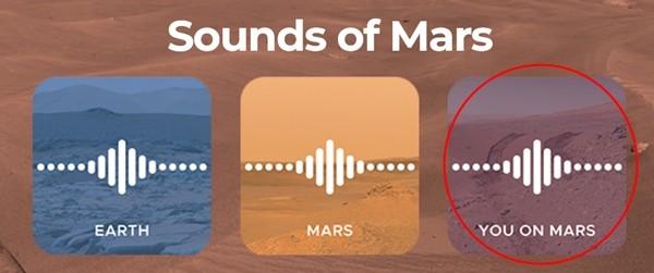Giọng của bạn nghe trên sao Hỏa có hay không? Bạn có thể thử thu âm và nghe ngay bây giờ ảnh 2