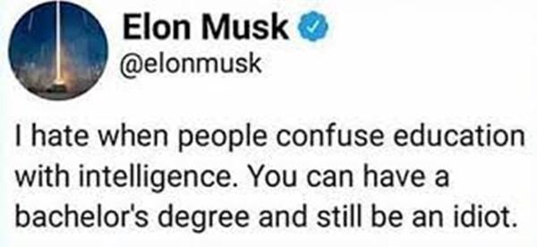 Ai mà ngờ Elon Musk từng phải thi lại môn Tin học năm 17 tuổi, nhưng lý do còn bất ngờ hơn ảnh 4