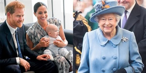 Meghan nói suốt 2 tiếng, Nữ hoàng Anh phản hồi bằng 61 từ nhưng mang rất nhiều ý nghĩa ảnh 4