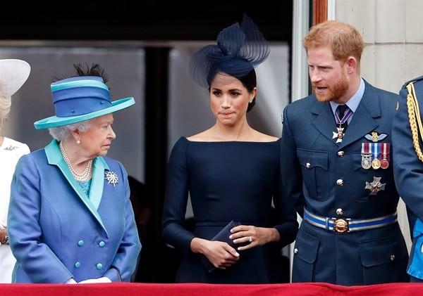 Meghan nói suốt 2 tiếng, Nữ hoàng Anh phản hồi bằng 61 từ nhưng mang rất nhiều ý nghĩa ảnh 5