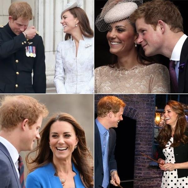 Có phải tình bạn thân giữa Công nương Kate và Harry đã gây ra vết rạn giữa Meghan và Kate? ảnh 3