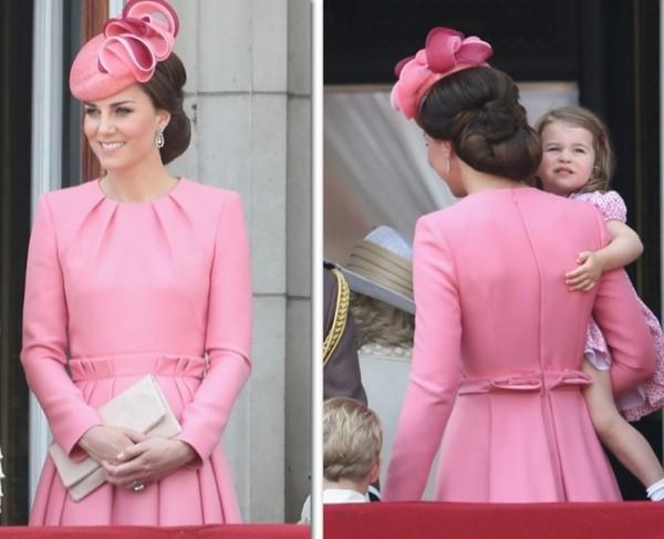 Không chỉ là thời trang: Lý do Công nương Kate toàn mặc màu hồng sau sự vụ Meghan - Harry ảnh 2