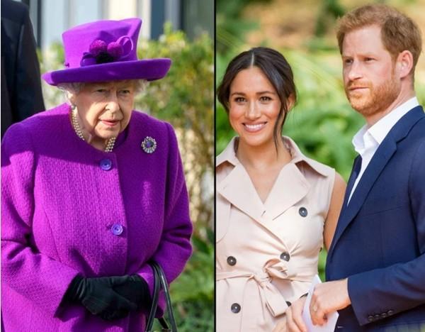 """Vì cuộc phỏng vấn của Meghan - Harry mà Hoàng gia Anh bị """"troll"""" ở lễ trao giải Grammy ảnh 3"""