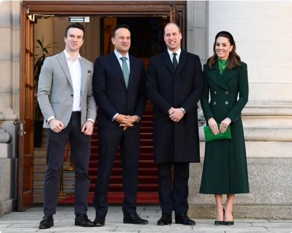 William - Kate lại xuất hiện cùng nhau: Thể hiện sự đoàn kết, như chưa hề có sự vụ Meghan ảnh 2