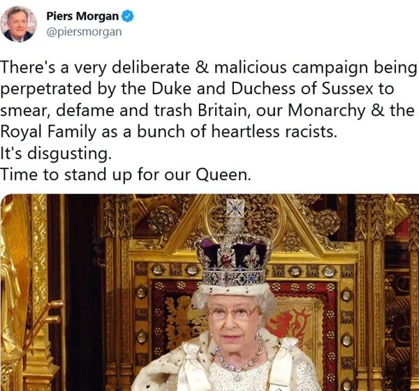 """Người Anh được kêu gọi """"đứng lên vì Nữ hoàng"""", Meghan Markle bị đặt biệt danh mới ảnh 2"""