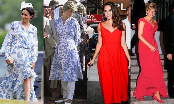 Meghan được so sánh với Công nương Diana nhưng Kate Middleton lại là người giống Nữ hoàng ảnh 1
