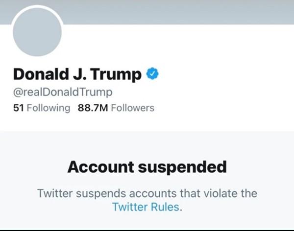 Hãy lưu ý điều này trước khi bạn gia nhập mạng xã hội mà cựu Tổng thống Trump sắp mở ảnh 2