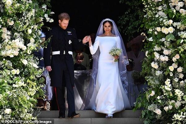 """Meghan - Harry lần đầu thừa nhận nói sai một điều trong cuộc phỏng vấn """"kể tội"""" Hoàng gia ảnh 1"""