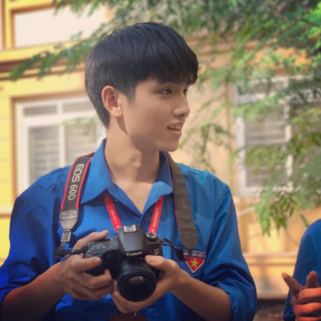 ĐH Y Hà Nội: Những nam sinh sở hữu ngoại hình điển trai cùng thành tích học tập đỉnh ảnh 4