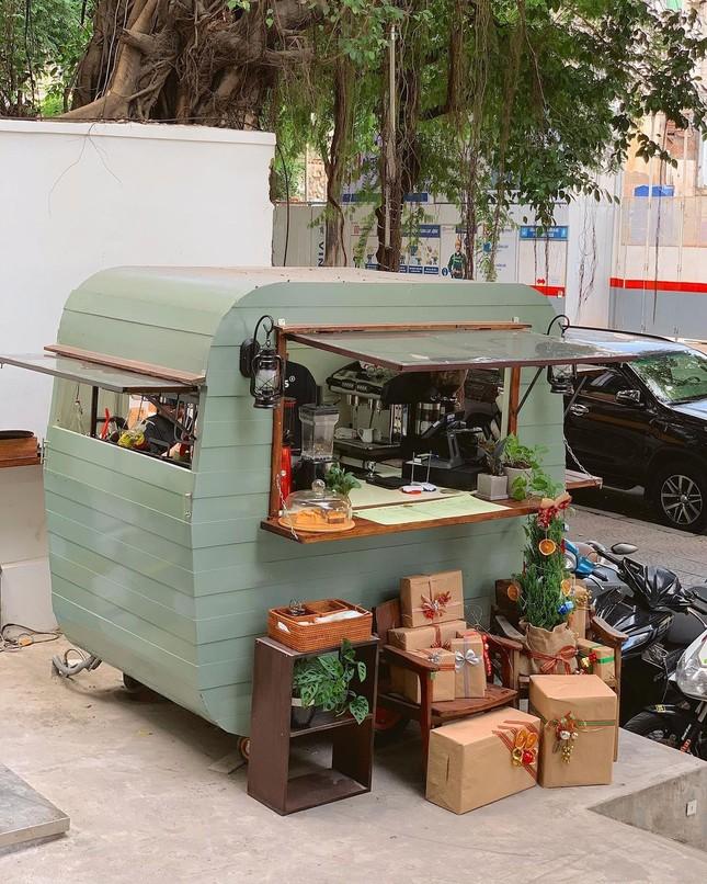 Hẹn hò ngày cuối năm: Góc cà phê cực chill cho giới trẻ Sài Gòn ngay giữa trung tâm Quận 1 ảnh 1
