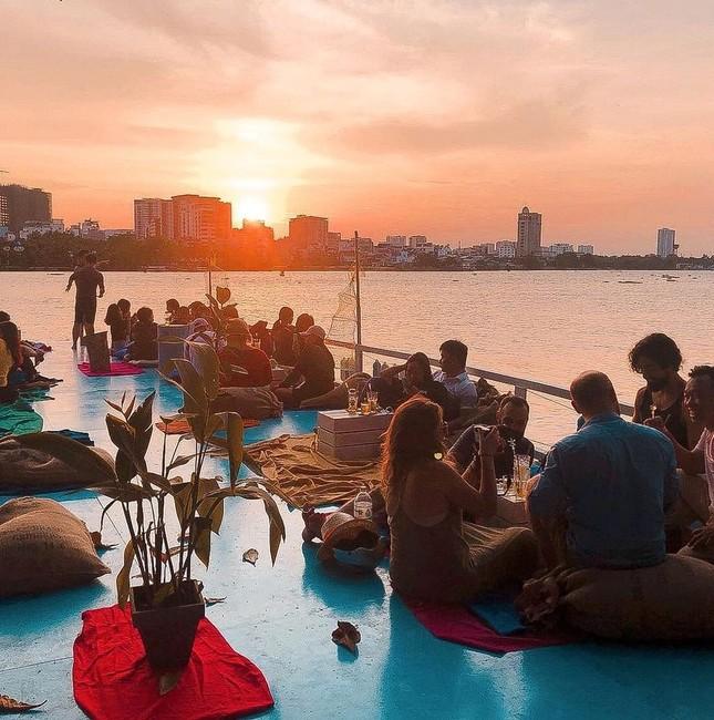 """Hai địa điểm ngắm hoàng hôn lãng mạn, view sống ảo """"đỉnh của chóp"""" tại phía Đông Sài Gòn  ảnh 8"""