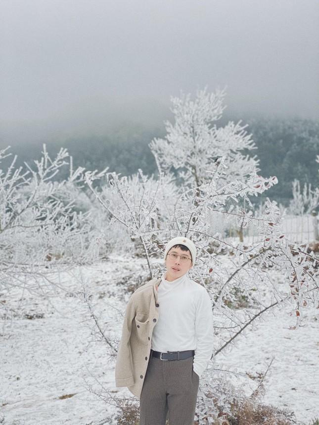 Y Tý, Sa Pa những ngày tuyết mùa Đông: Đẹp như lạc vào thế giới cổ tích của Frozen ảnh 7