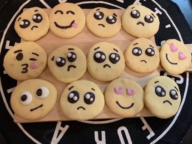 Hóa ra biểu tượng đáng yêu trên chiếc bánh quy bình thường này có ý nghĩa không ai ngờ tới ảnh 5