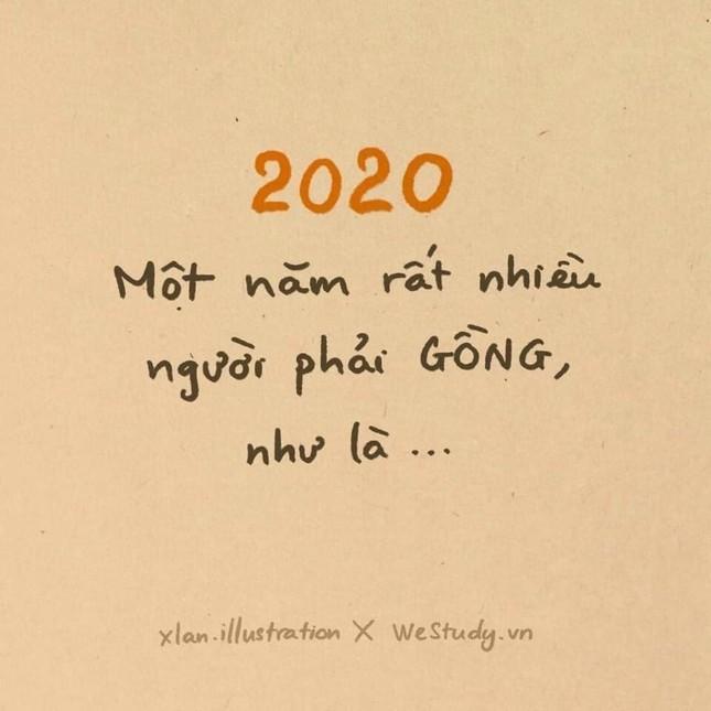 Đón Tết tích cực với những thông điệp siêu đáng yêu: 2020 mình vượt qua được thì 2021 sợ gì! ảnh 1