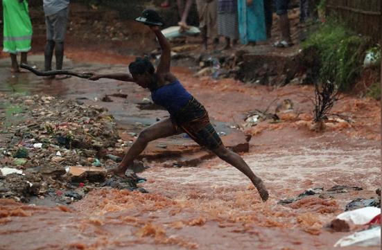 Lũ lụt nghiêm trọng diễn ra ở Mozambique ảnh 1