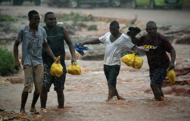Lũ lụt nghiêm trọng diễn ra ở Mozambique ảnh 3