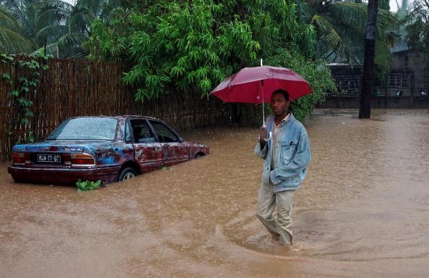Lũ lụt nghiêm trọng diễn ra ở Mozambique ảnh 5