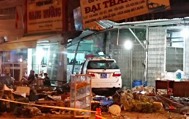 Vợ khóc nghẹn khi chứng kiến chồng bị xe CSGT tông chết ảnh 3