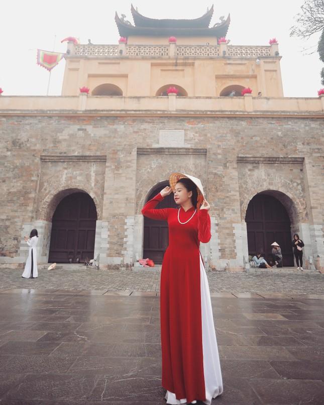 Hot girl Đỗ Minh Anh - Sinh viên 5 tốt thành phố Hà Nội ảnh 6