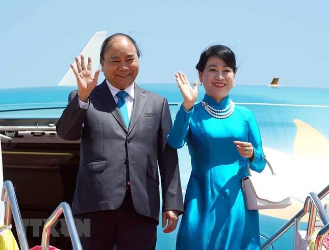 Hình ảnh về hoạt động của Thủ tướng Nguyễn Xuân Phúc tại Thái Lan ảnh 1