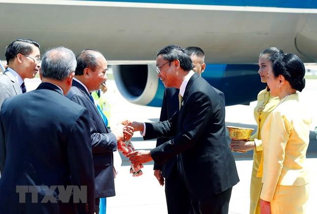 Hình ảnh về hoạt động của Thủ tướng Nguyễn Xuân Phúc tại Thái Lan ảnh 2