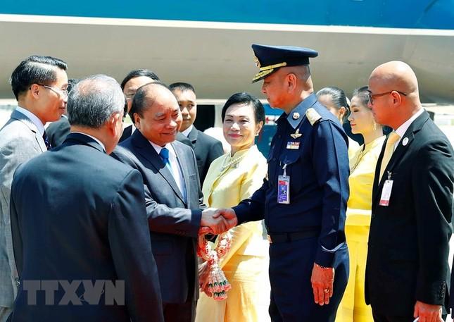 Hình ảnh về hoạt động của Thủ tướng Nguyễn Xuân Phúc tại Thái Lan ảnh 3